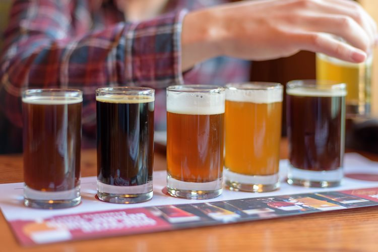MAINE'S REGIONAL BEER TRAIL